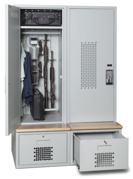 Tactical Locker Secure Western Storage