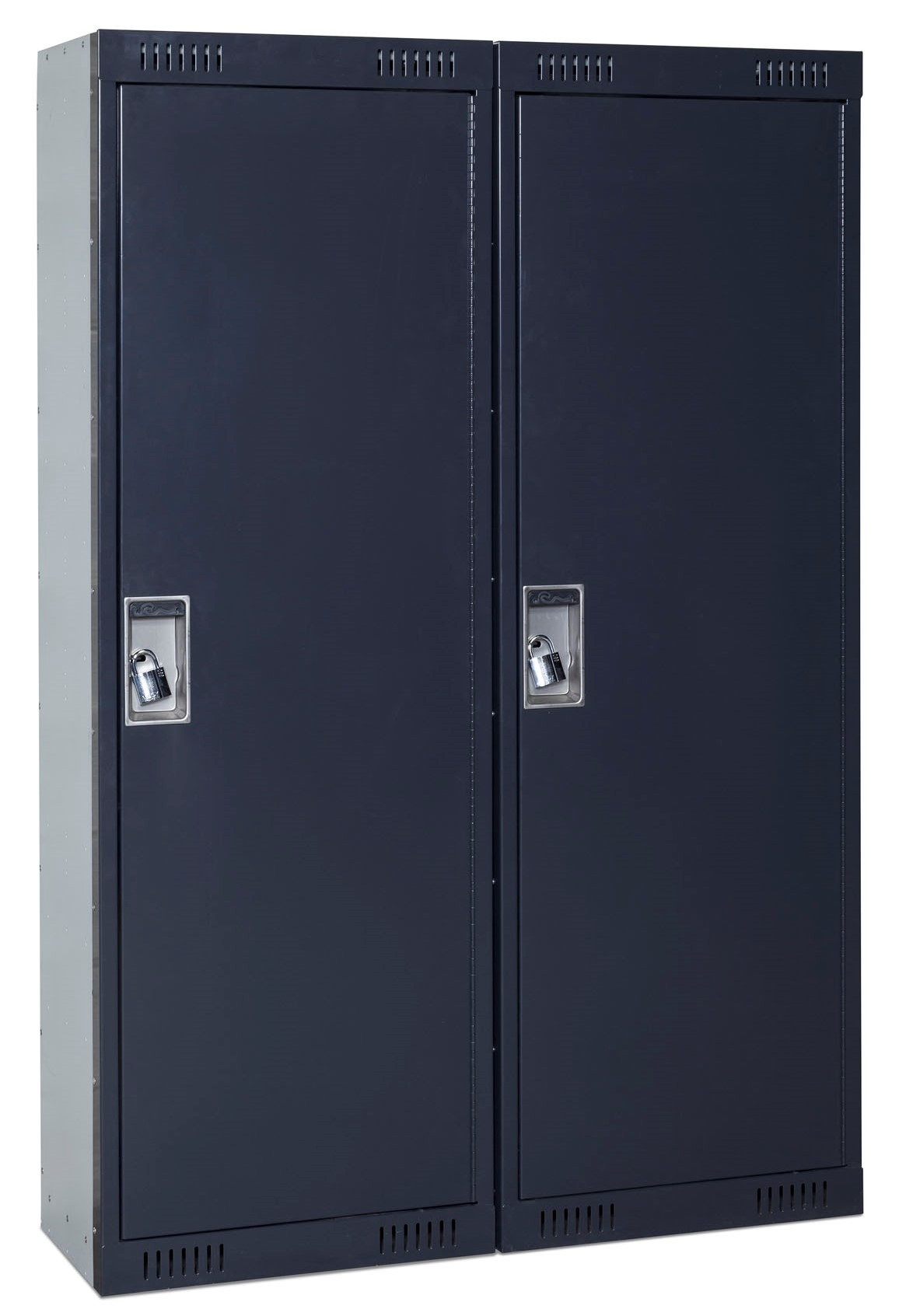 Small Arms Weapon Locker Bank - Closed