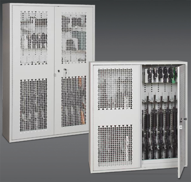 Stackable Weapon Storage Racks