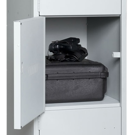 Duty Bag Locker-Open Shelf