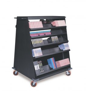 Multimedia Mobile Cart