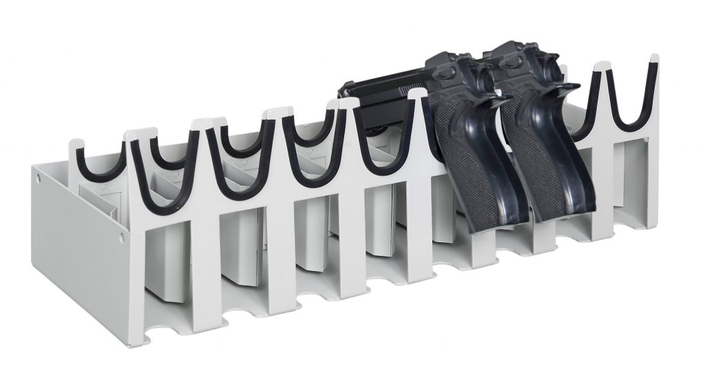 8-Capacity Handgun Pacs with Magazine Storage