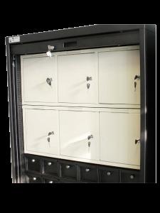 3-compartment file organizers
