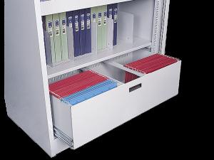 Bin File Drawer