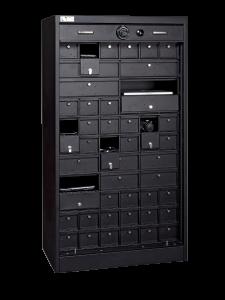Secure 2-Compartment-Transparent