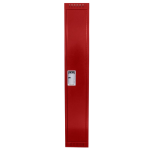 Excaliber-Locker-Front-Red-Transparent Square