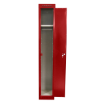 Excaliber-Locker-Open-Red-Transparent Square